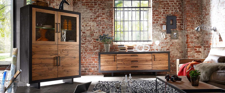 m bel online kaufen bei dewall design. Black Bedroom Furniture Sets. Home Design Ideas