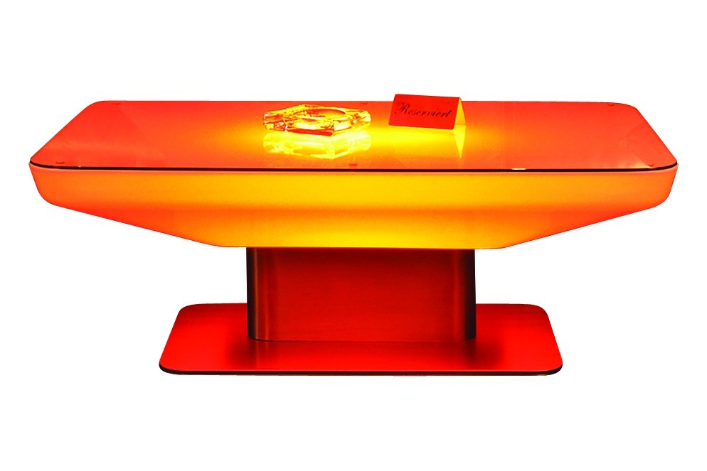 couchtisch studio 36 led pro accu wohnzimmertisch leuchttisch by moree ebay. Black Bedroom Furniture Sets. Home Design Ideas