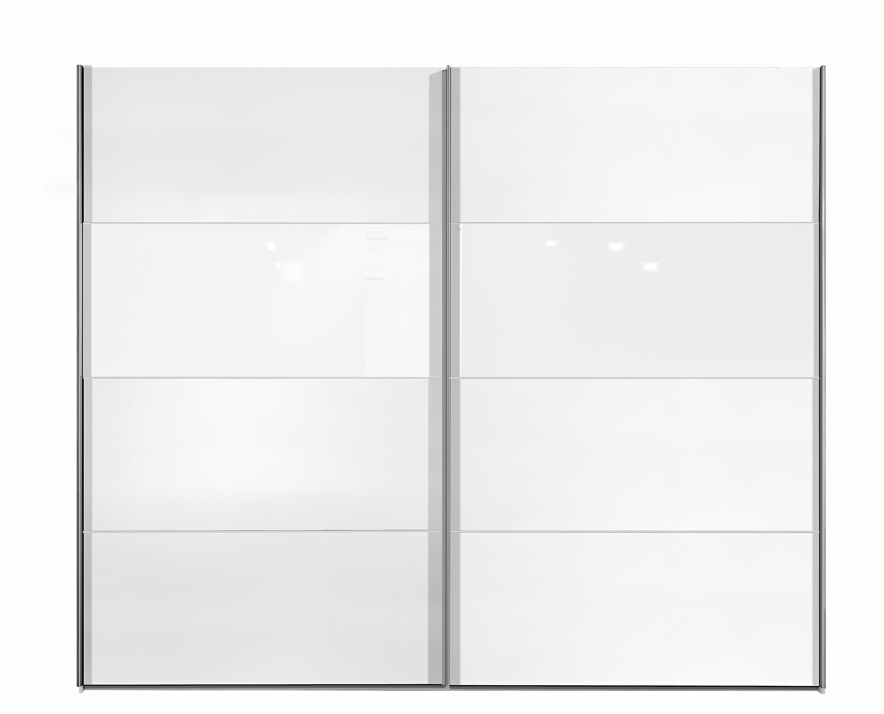 kleiderschrank style weiss weissglas schwebet renschrank. Black Bedroom Furniture Sets. Home Design Ideas