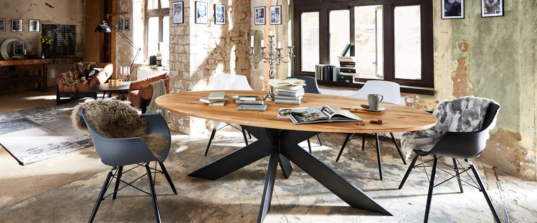 Esstische | Esszimmertisch online kaufen | DeWall Design