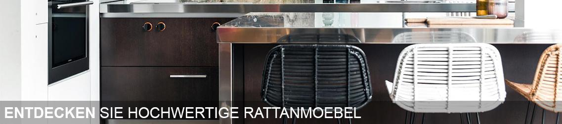 Rattanmöbel | Dersigner Rattanmöbel online kaufen - DeWall Design