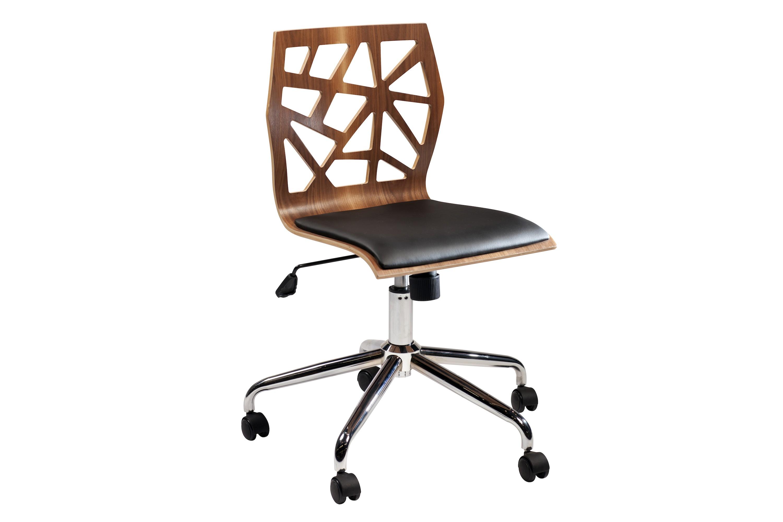 b rostuhl funky braun. Black Bedroom Furniture Sets. Home Design Ideas