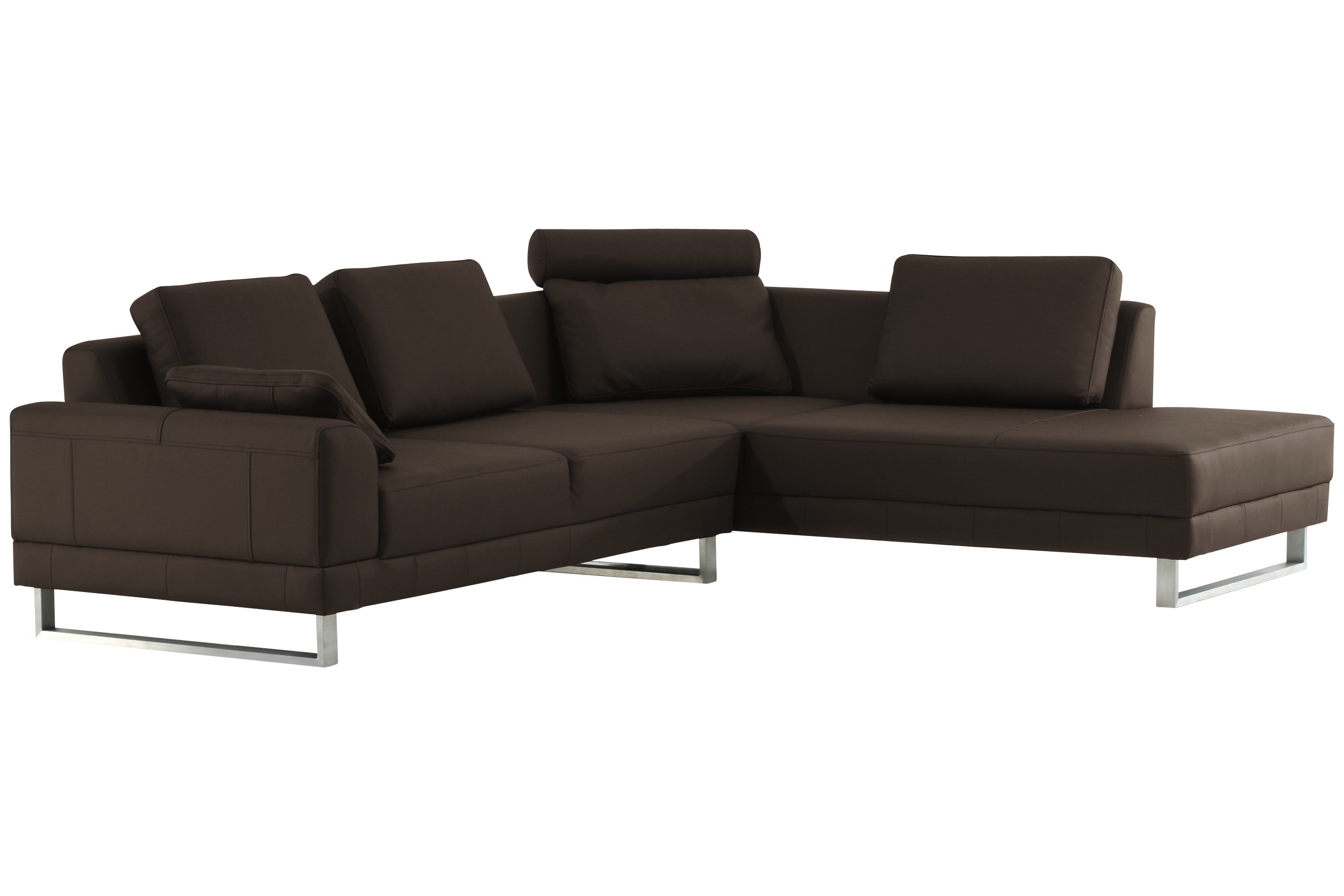 ecksofa leder braun g nstig inspirierendes design f r wohnm bel. Black Bedroom Furniture Sets. Home Design Ideas