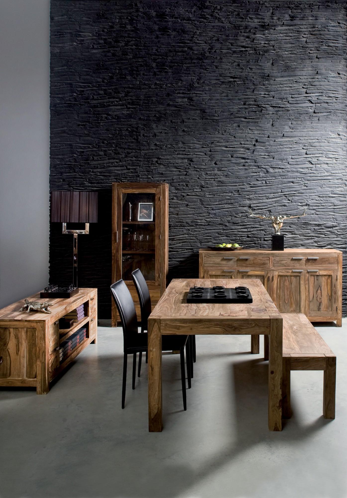 Esstisch authentico big for Design massivholztisch