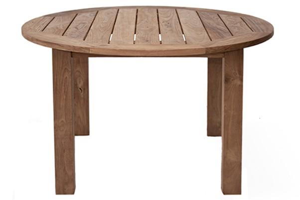 gartentisch belmont round natur 140 cm. Black Bedroom Furniture Sets. Home Design Ideas