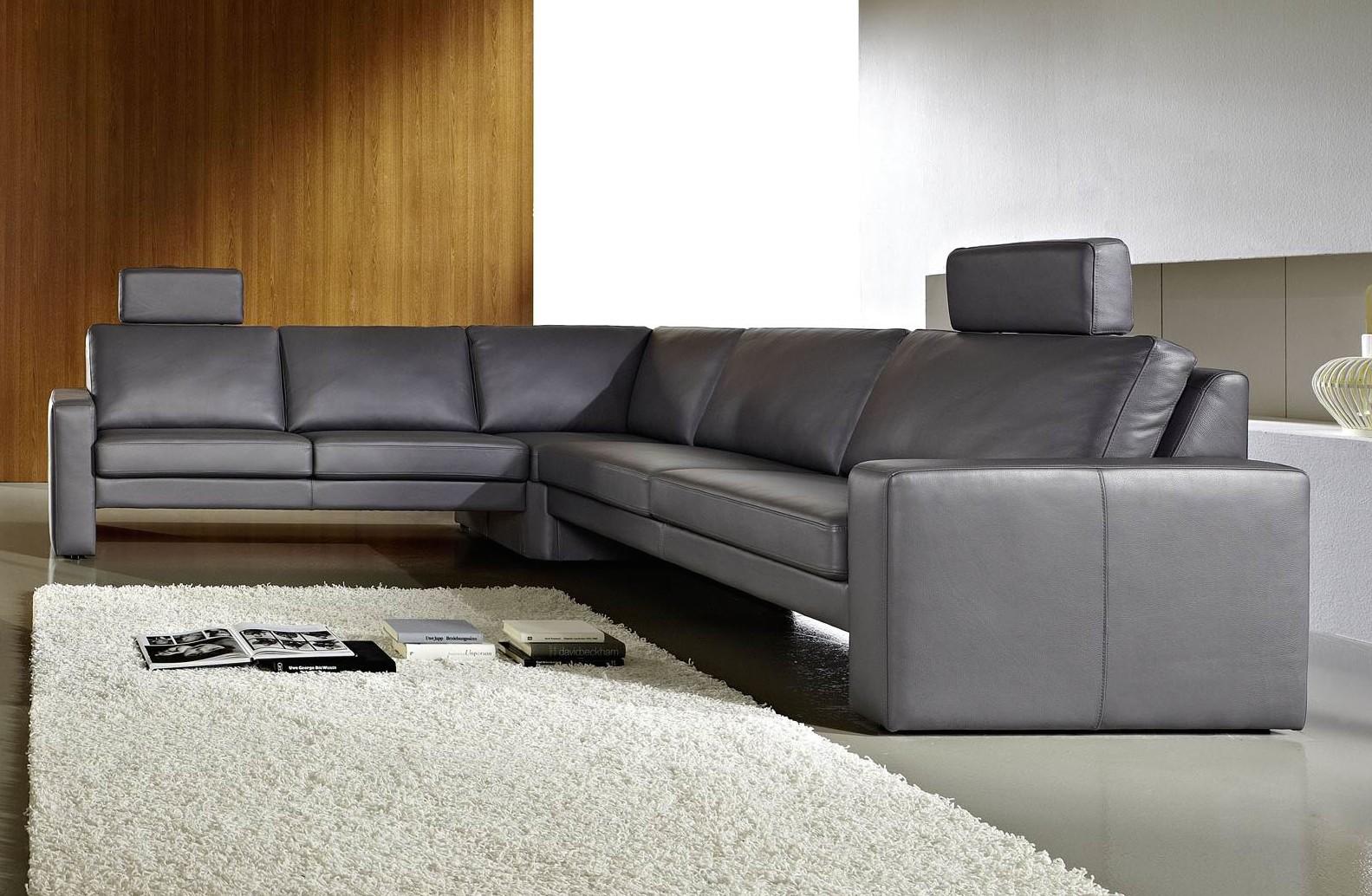 ledersofa edition three. Black Bedroom Furniture Sets. Home Design Ideas