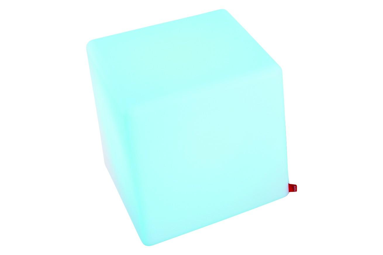 Beistelltisch cube outdoor led for Beistelltisch cube