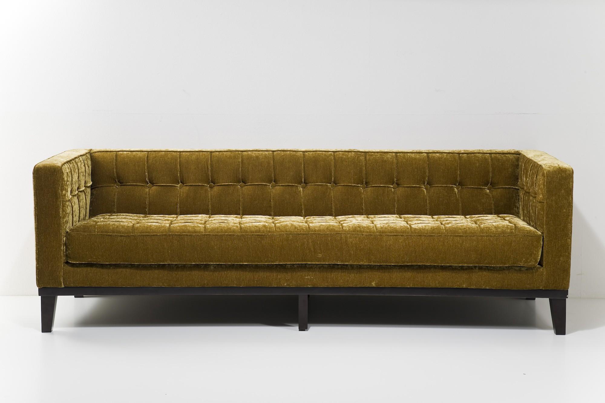 sofa mirage gr n. Black Bedroom Furniture Sets. Home Design Ideas