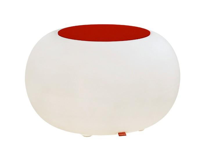 Beistelltisch bubble indoor led pro accu for Beistelltisch usb