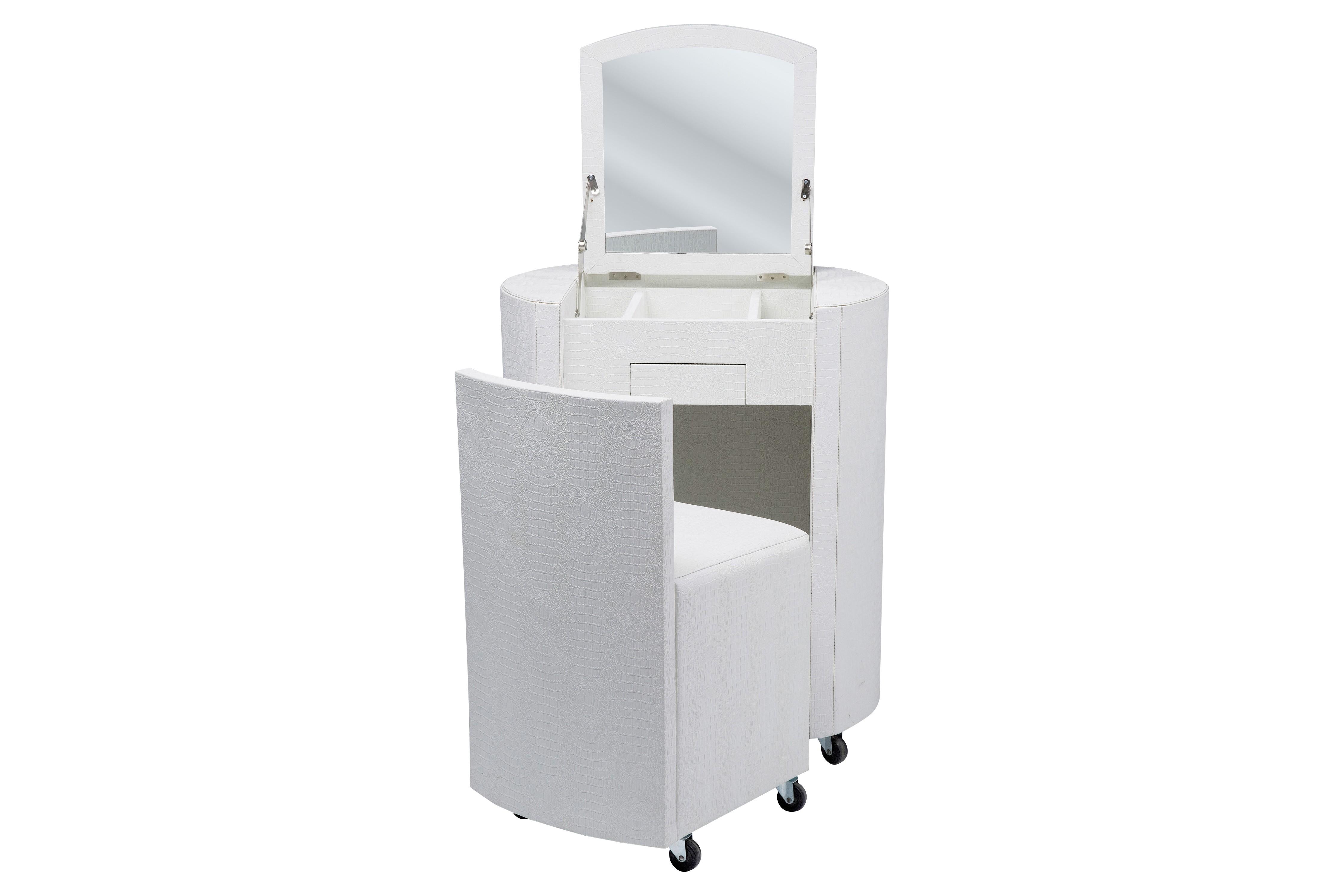 schminktisch make up comparsa. Black Bedroom Furniture Sets. Home Design Ideas