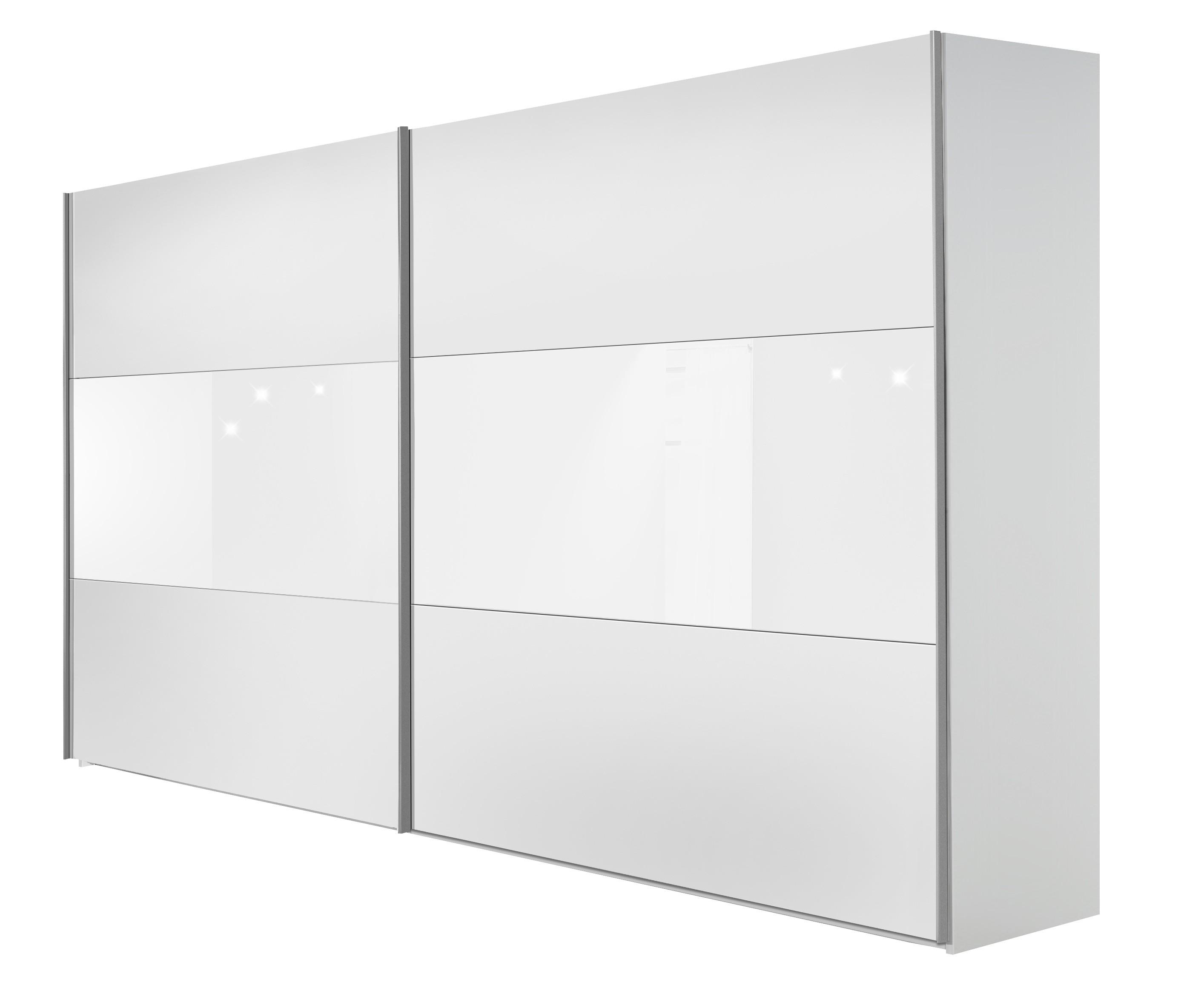 Kleiderschrank Weiß Schiebetüren | jamgo.co